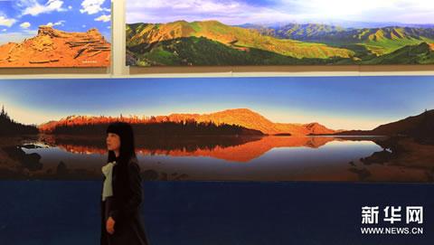 优秀风景摄影作品展览在51空中艺术馆能看,如下图几张风景摄影照片