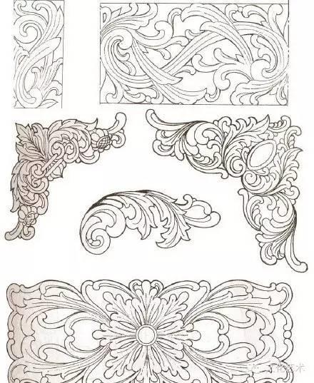 木雕花纹:中国传统纹样之美