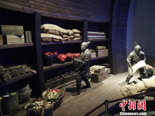 探访河北衡水历史文化展览馆用现代技术展现厚重文化底蕴