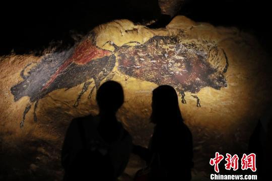 法国拉斯科洞穴壁画复原展首次登陆中国