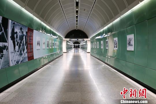 重温50年代的中国岁月光影瑞士摄影展亮相广州
