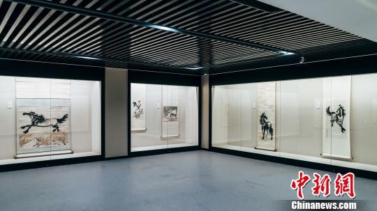 上海最大民营博物馆开门迎客汇聚齐白石等大师作品