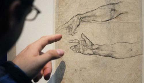米开朗基罗最珍贵作品将在维也纳展出