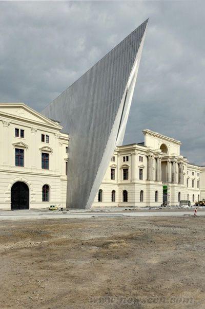德国德累斯顿军事历史博物馆