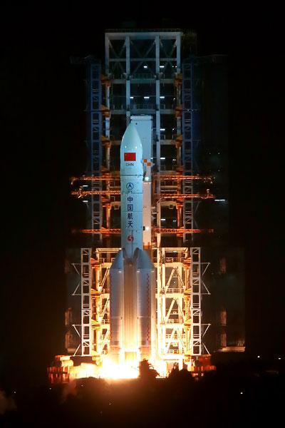 从1970年长征一号运载火箭发射至2017年1月