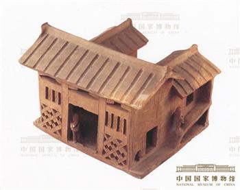 这种房屋结构匀称,布局合理,使用方便,一直延续至今.