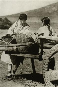近代社会中的农村妇女生活
