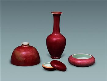 """制作工艺精湛,著名的""""八大码""""有菊瓣瓶,柳叶瓶,莱菔尊,蟠龙瓶,洗,太白图片"""