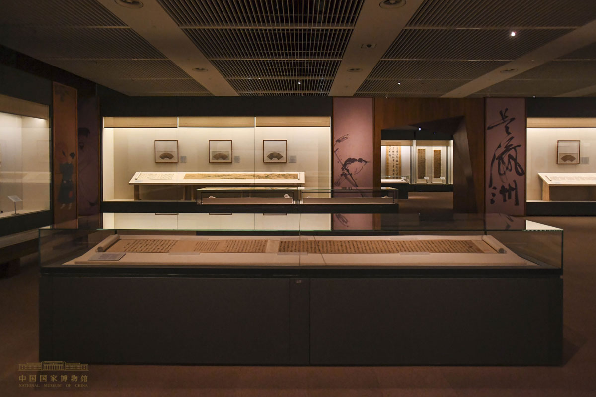 Relicase supplied various professional wall display cases in National Museum of China